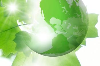 地球温暖化から守る