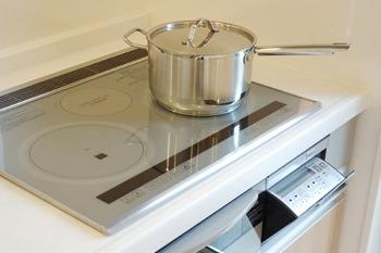 キッチン・コンロの火災を防ぐ